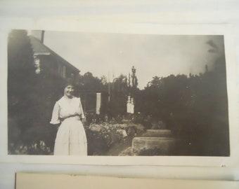 Rare Edwardian Women Antique Photo Lot