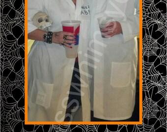 Halloween Photo Card- Ducky & Abby- NCIS 4x8