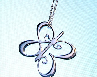 """One Meaning - """"I Love You Butterfly Necklace""""  - all of our jewelry means I LOVE You"""