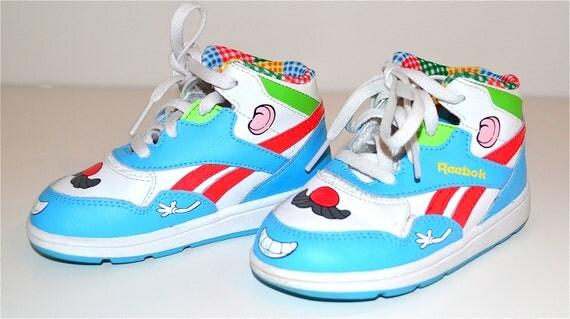 Toddler Shoes Size 7 Reebok Mr Potato Head by