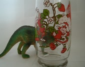1980's Strawberry Shortcake Tumbler