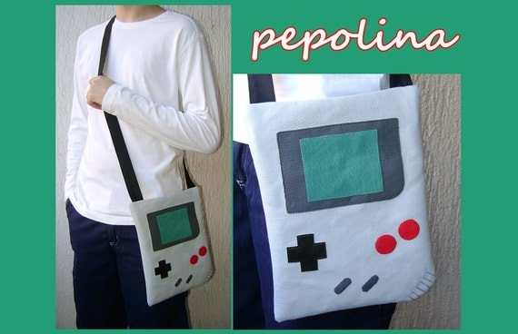 Gameboy iPad Bag