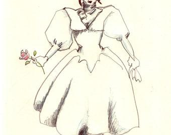 "Design ""Wedding Dress"""