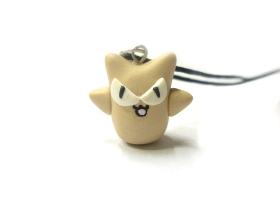 Beelzenef necklace - ouran high school host club - polymer clay