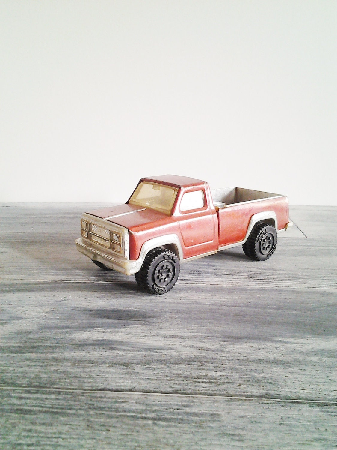 Vintage Red Tonka Truck Collectable Kids Toy