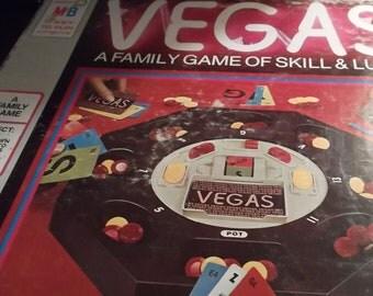 1973 Vegas Game by Milton Bradley