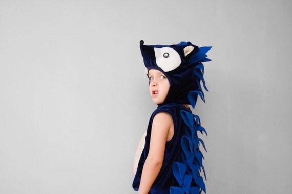Sonic Hedgehog Halloween Costume Sonic The Hedgehog Costume