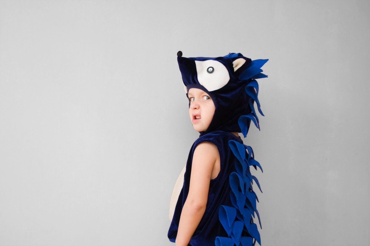Sonic The Hedgehog Tails Halloween Costume Sonic The Hedgehog Costume