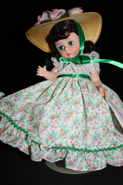 Vintage Madame Alexander 8 Scarlett O Hara
