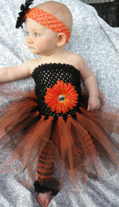 Baby Infant Toddler Girl Halloween By Littlegracebowtique