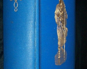 Antique Book 1901. Salathiel The Wandering Jew by The Rev. George Croly.