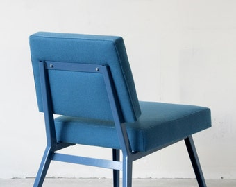 strip Chair blue