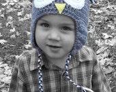 Owlie Hat