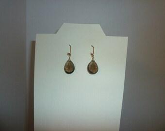 Jewelry. Classic Topaz Teardrop Earrings. Jennifer Cheri Jewelry