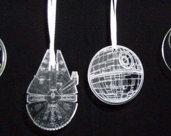 Star Wars Tree Decorations