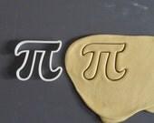 Pi cookie cutter, 3D prin...