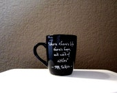 The Hobbit Mug...Life and Vittles - WordedWell