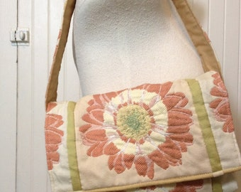 Sunflower Tapestry Purse