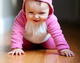 Pink Piggy Costume
