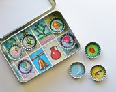 Loteria Magnet Set - Gifts under 20 - Mexican Bingo - Kitsch