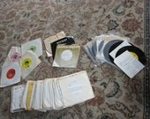 Vintage Records 45s Square Dance 45's with Instructions / Call Outs