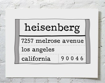 Postal Type Address Stamp - Personalized Self Inking Stamp