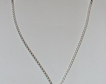 Chain with Cross Necklace