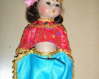 Madame Alexander Vintage International Thailand Doll with Clothes