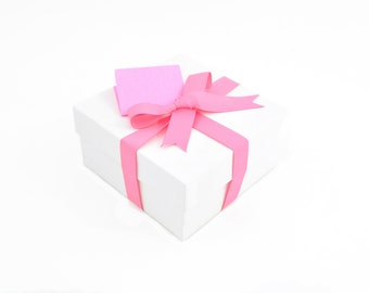 Gift Wrapping Option - Pink Ribbon