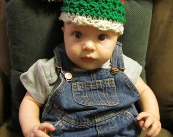 Elf Hat, Striped Christmas Hat, Very LIMITED Edition, Not Tradeable