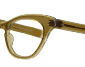 Vintage Cat Eye Eyeglass Frames Never Used