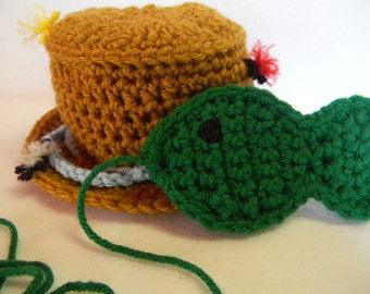 Let's Go Fishin' Hat - Made To Order