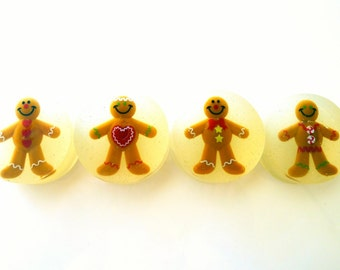 Gingerbread Soap 3-pack
