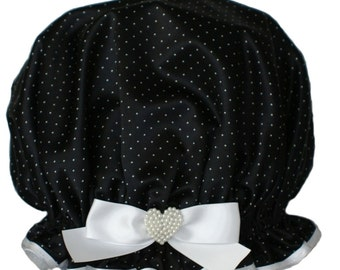 Ladies Shower Cap - French Vanilla