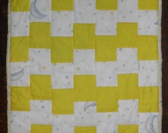 """Quilt for 18 Inch American Girl Dolls, 22"""" x 18"""