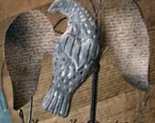 Primitive Americana Fraktur Eagle Silicone Mold