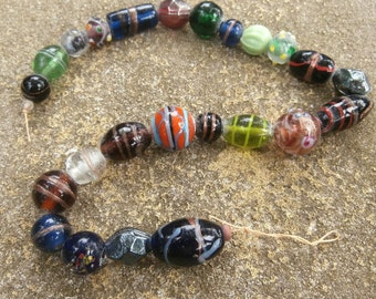 India Fancy Glass Bead Mix (2)