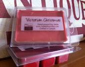 Soy Tart Melts Breakaway Clamshell - Victoria Christmas