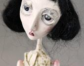 Cressida - Gothic Victorian OOAK Art Doll