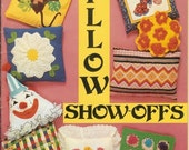 Pillow Show Offs, patterns for the fun and funky