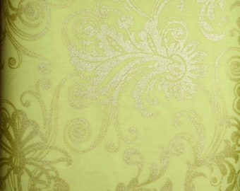 StudioE Fabric - One Yard - Essentials Too in Lime