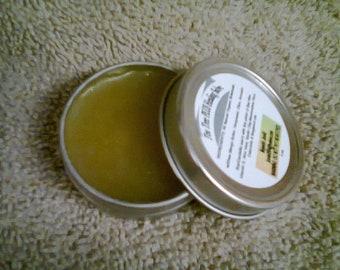 Marshmallow Calendula Aloe Vera Tea tree Healing oinment salve 1 oz Shea plus Free shipping 1st tin USA
