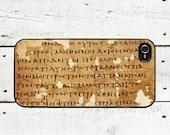 Plato's The Republic Phone Case for  iPhone 4 4s 5 5s 5c SE 6 6s 7  6 6s 7 Plus Galaxy s4 s5 s6 s7 Edge