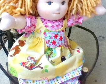 Waldorf Doll 12 inch Custom