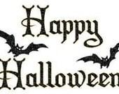 Happy Halloween Cross Stitch Pattern PDF