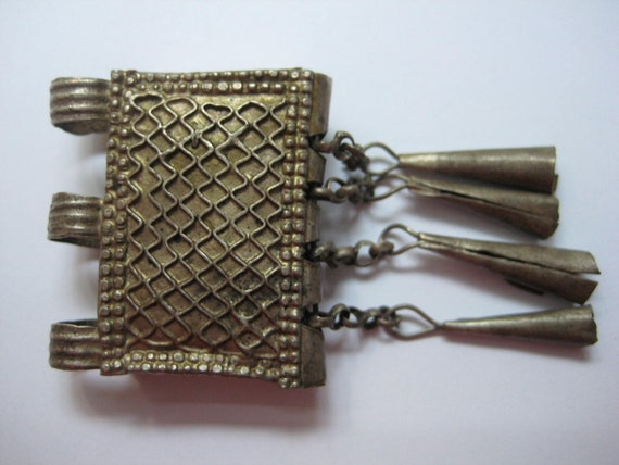 Ethiopian Telsum pendant