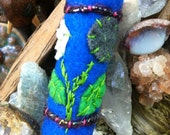 flowers for your lovely locks - dread bead