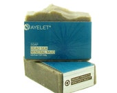 Dead Sea Mineral Mud- A Spa in a Soap Bar - Made with Organic Ingredients - Vegan Friendly