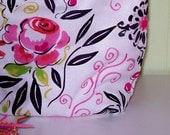 Ooh La La  knitting project bag