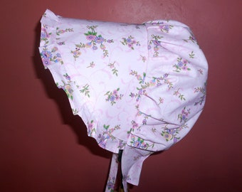 Sunbonnet Pink Missy 6 to 10 years My Painted Garden 12.50USD